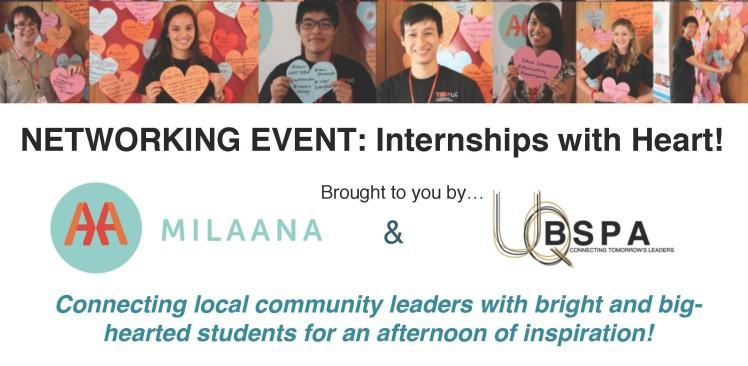 2014 BSPA Milaana event promo image