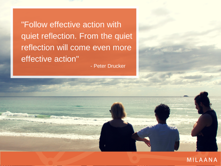 %22Follow effective action with quiet