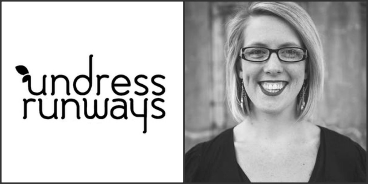 Social Enterprise Spotlight:  Edda Hamar from Undress Runways